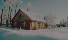 Forebyg vinterskader på sommerhuset
